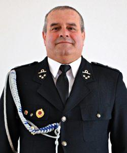 dh Antoni Bochenek, Z-ca Prezesa Zarządu OSP w Mystkowie