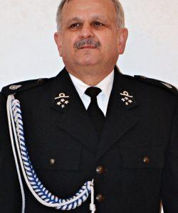 dh Józef Laskosz, Przewodniczący Komisji Rewizyjnej OSP w Mystkowie