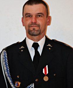 dh Krzysztof Kiełbasa, Z-ca Prezesa Zarządu OSP w Mystkowie
