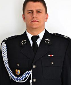 dh Mateusz Górski, z-ca Naczelnika OSP w Mystkowie, Wiceprezes ZG ZOSP RP w Kamionce Wielkiej