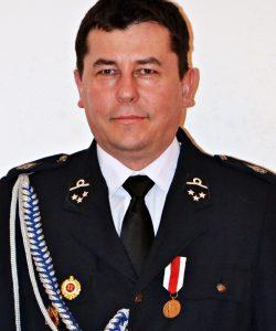 dh Norbert Janus, Gospodarz Zarządu OSP w Mystkowie