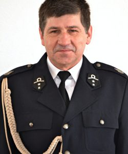 dh Ryszard Pazgan, Komisja Rewizyjna OSP  w Mystkowie
