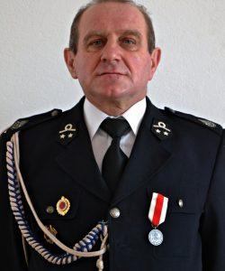 dh Wiktor Stanek, Komisja Rewizyjna OSP  w Mystkowie