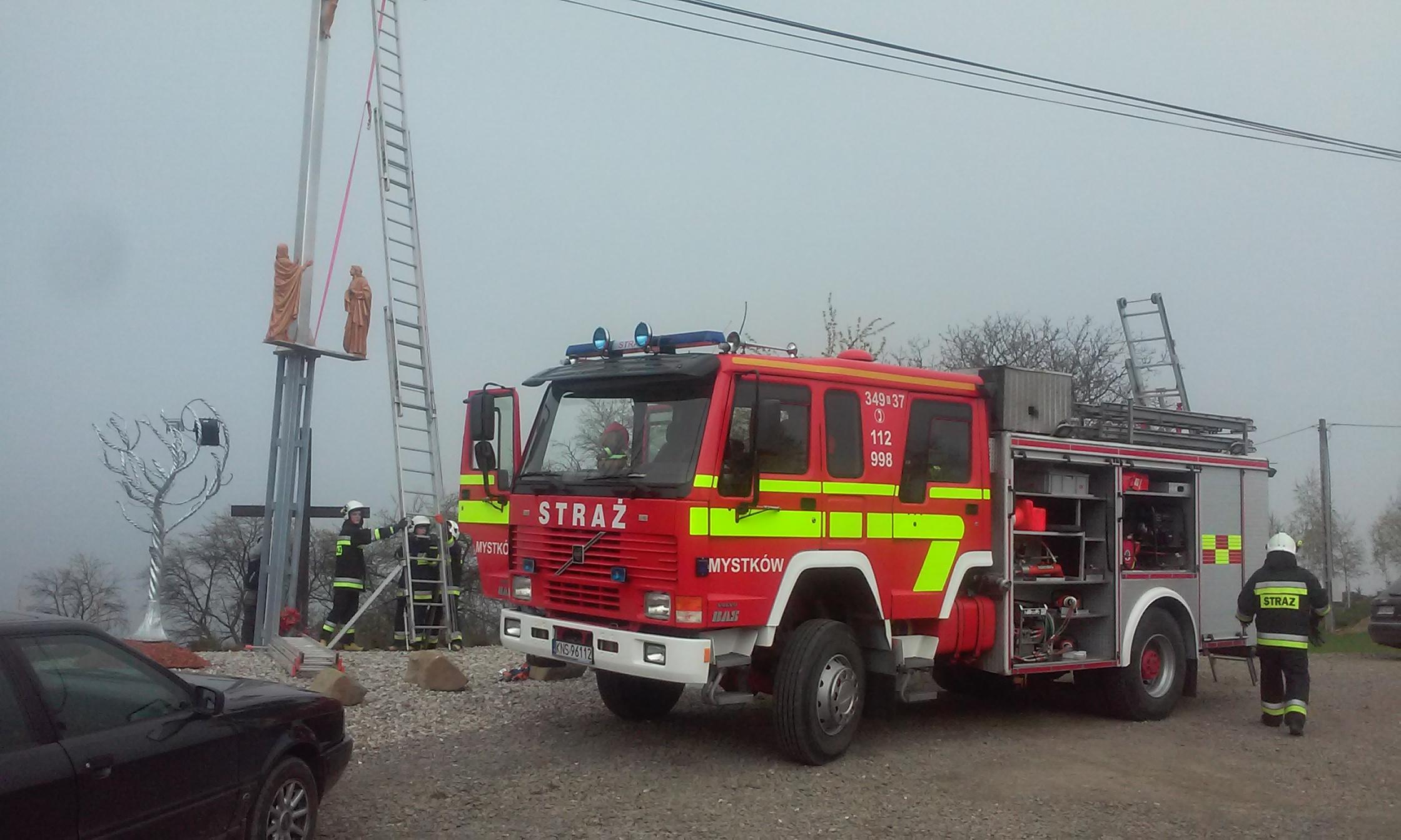 OSP Mystków Krzyż 1