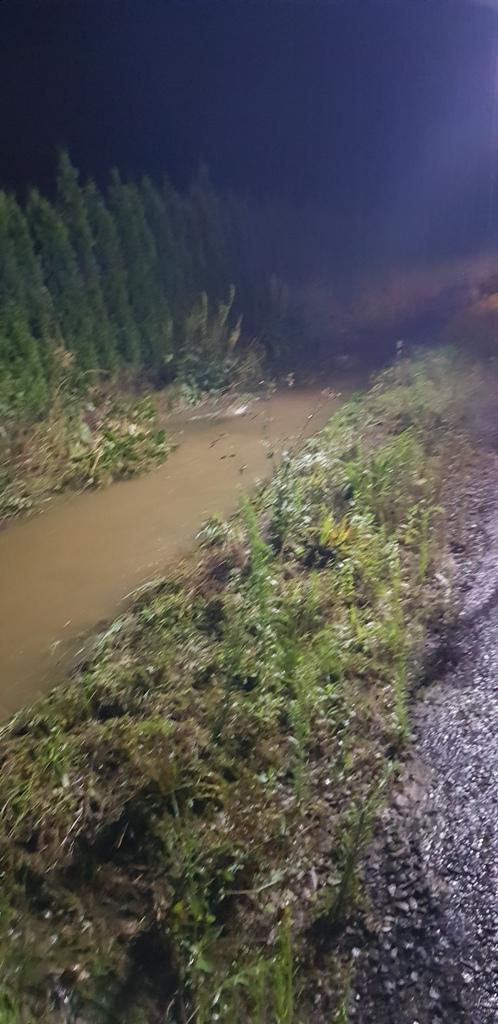OSP Mystków Powódź (2)